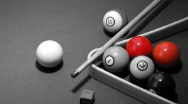 Billiards Desktop Wallpaper Free