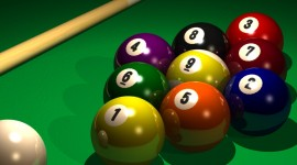 Billiards Wallpaper For Desktop
