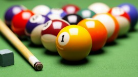 Billiards Wallpaper For PC