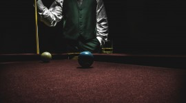 Billiards Wallpaper Full HD