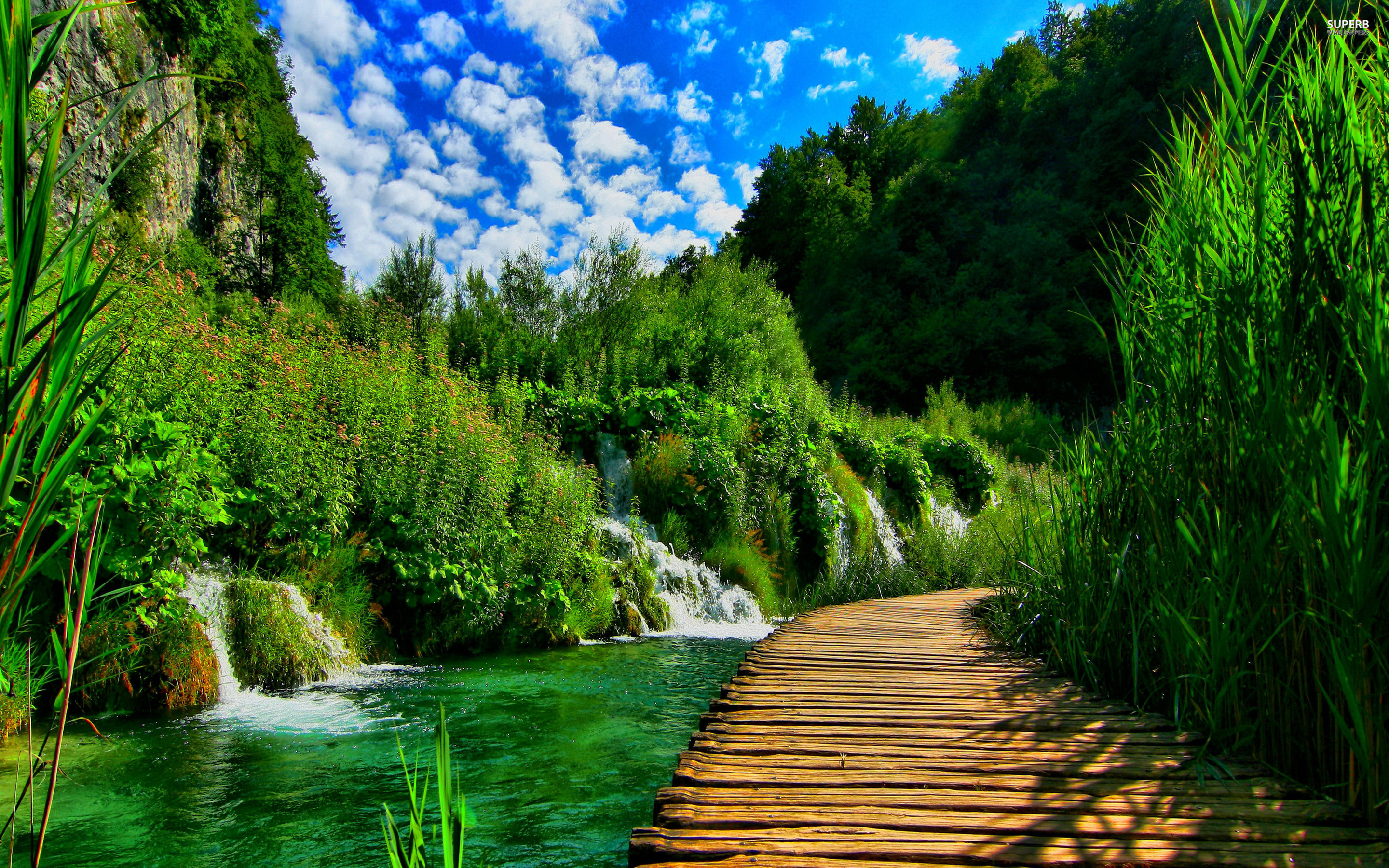 Plitvice lakes wallpapers high quality download free - Plitvice lakes hd ...