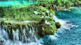 Plitvice Lakes Wallpaper For Android