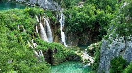 Plitvice Lakes Wallpaper Download