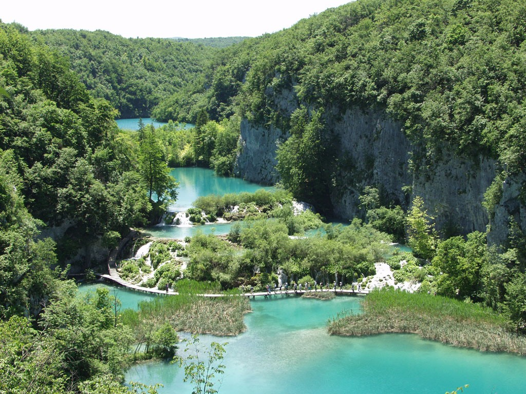 Plitvice Lakes wallpapers HD