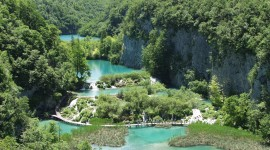 Plitvice Lakes Wallpaper Widescreen
