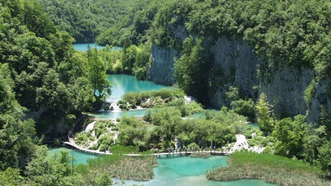 Plitvice Lakes wallpapers high quality