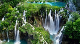 Plitvice Lakes Wallpaper Free