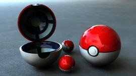 Pokeball  Desktop Wallpaper