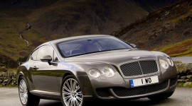 Bentley Continental GT Wallpaper Free