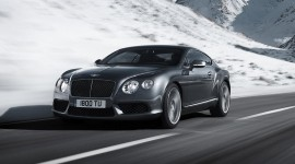 Bentley Continental GT Wallpaper For Desktop