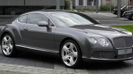 Bentley Continental GT Wallpaper 1080p