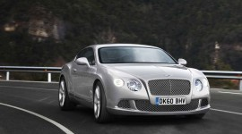 Bentley Continental GT Pics