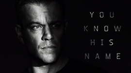 Jason Bourne Desktop Background