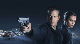 Jason Bourne 2016 Wallpaper For Desktop