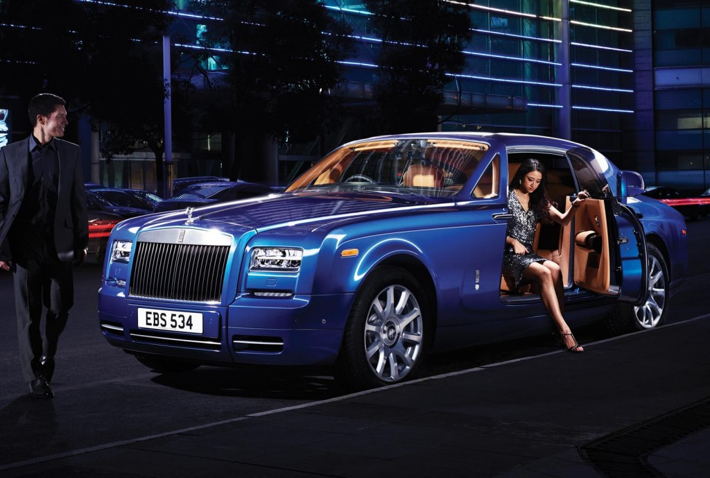Rolls Royce Phantom Wallpapers HD