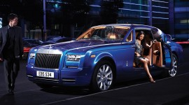 Rolls-Royce Phantom Wallpaper Full HD