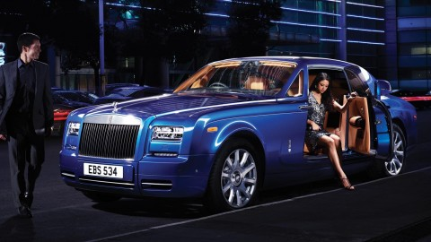 Rolls-Royce Phantom wallpapers high quality