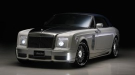 Rolls-Royce Phantom Desktop Wallpaper For PC