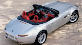 BMW Z8 Wallpaper 1080p