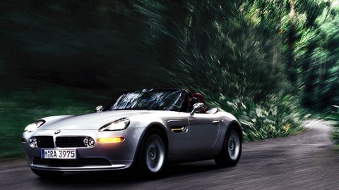 BMW Z8 wallpapers high quality