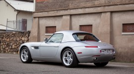 BMW Z8 Wallpaper For PC