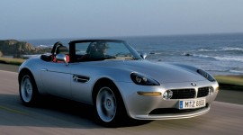 BMW Z8 Wallpaper For The Smartphone