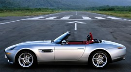 BMW Z8 Wallpaper Full HD