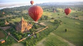 Bagan Myanmar Image
