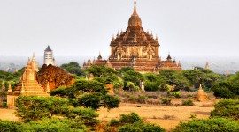Bagan Myanmar Photo