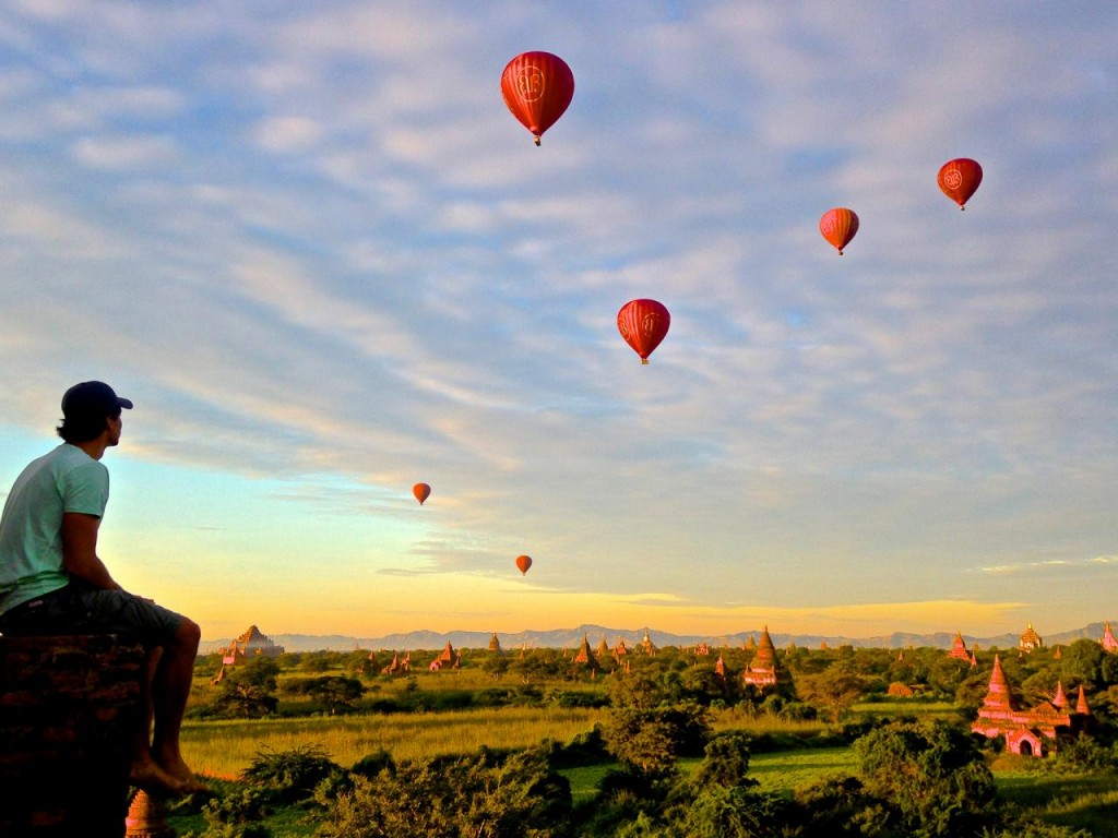 Bagan Myanmar wallpapers HD
