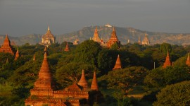 Bagan Myanmar Wallpaper For PC