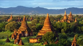Bagan Myanmar Wallpaper Gallery