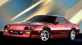 Chevrolet Camaro IROC-Z Wallpaper Download