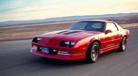 Chevrolet Camaro IROC-Z Wallpaper For PC