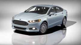 Ford Fusion Wallpaper Free