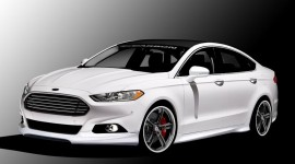 Ford Fusion Wallpaper Download