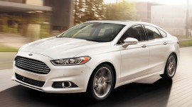 Ford Fusion Wallpaper For PC