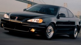 Pontiac Grand Am Desktop Wallpaper Free