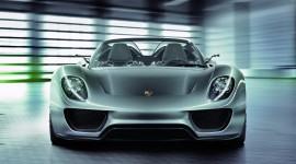 Porsche 918 Spyder Best Wallpaper