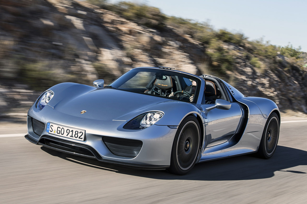 porsche 918 spyder wallpapers - Porsche 918 Spyder Wallpaper
