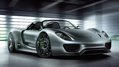 Porsche 918 Spyder wallpapers high quality