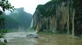Tianzi Mountain Desktop Wallpaper For PC