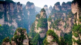 Tianzi Mountain Wallpaper 1080p
