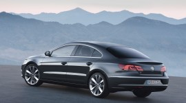 Volkswagen CC Desktop Background