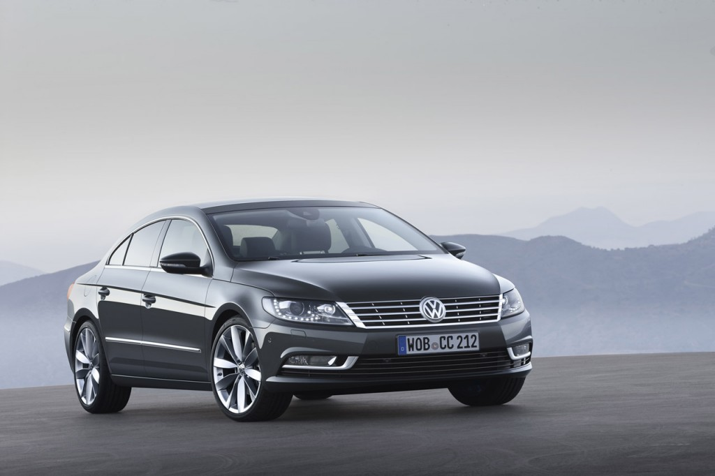 Volkswagen CC wallpapers HD