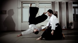 Aikido Desktop Wallpaper HQ