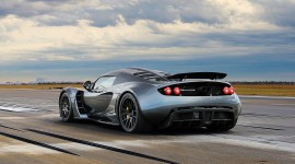 Hennessey Venom GT  Wallpaper For PC