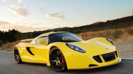 Hennessey Venom GT  Desktop Wallpaper