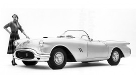 1954 Oldsmobile F-88 Wallpaper For Android