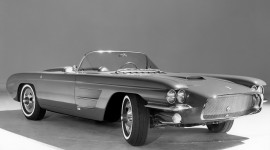 1954 Oldsmobile F-88 Wallpaper Widescreen